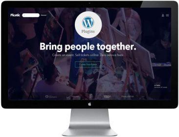 Picatic WordPress plugin