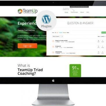 TeamUp Triad Coaching