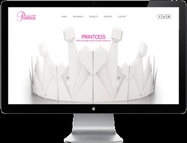 Printcess - home