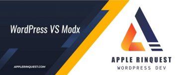 wp-vs-modx