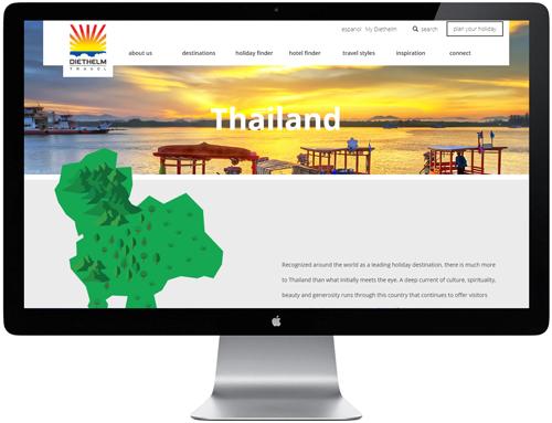 Diethelm Travel Thailand - Country presentation