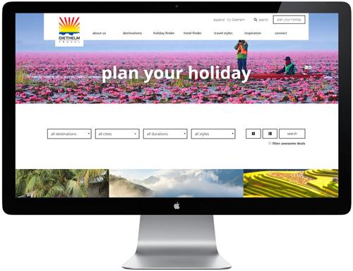 Diethelm Travel Thailand - Search