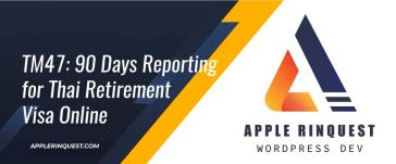 90-days-reporting-for-thai-retirement-visa-online