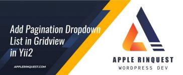 add-pagination-dropdown-list-in-gridview-in-yii2