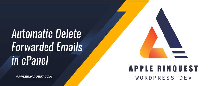 automatic-delete-forwarded-emails-in-cpanel