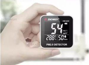 PM2.5Detector