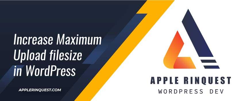 increase-maximum-upload-filesize-in-wp
