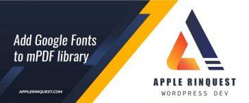 add-google-fonts-to-mpdf