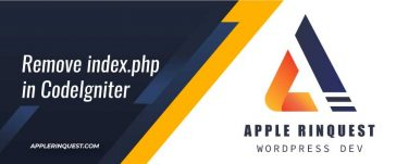 remove-index-php-in-codeigniter
