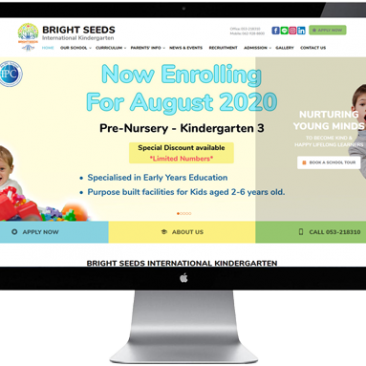 Bright Seeds - International Kindergarten