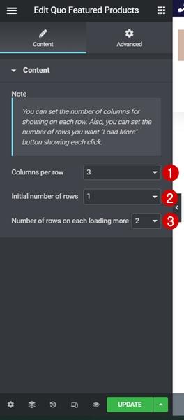 elementor widget add controls